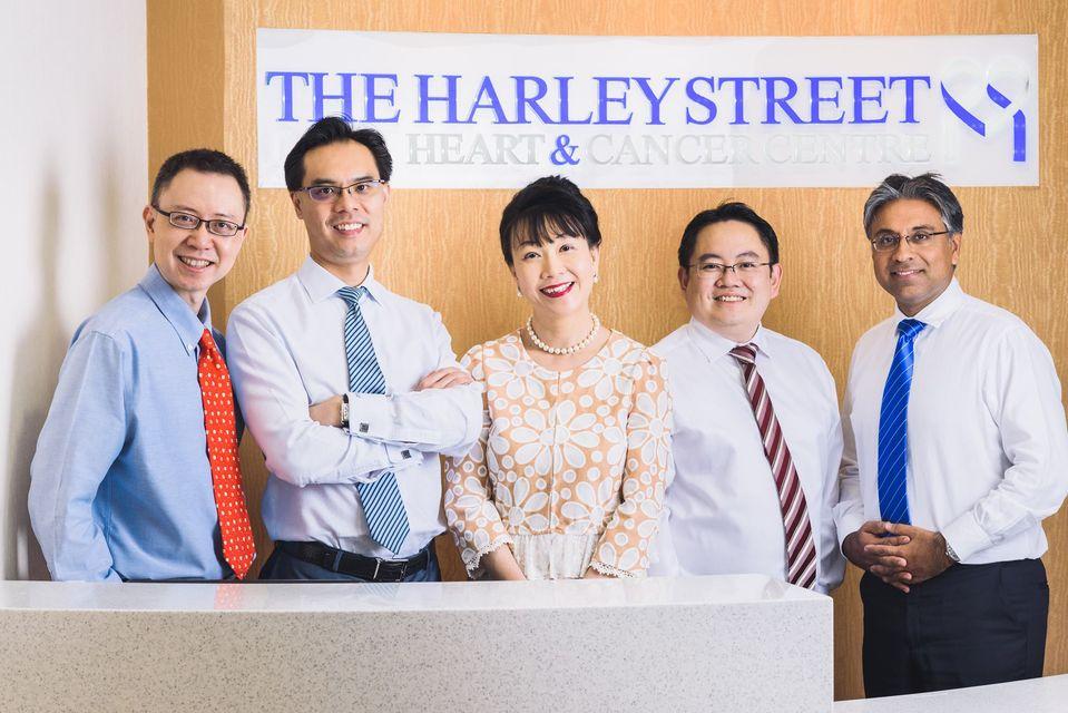 Giới thiệu Trung tâm tim mạch và Trung tâm ung thư Harley (The Harley Street Heart and Cancer Centre)