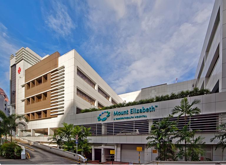 Trung tâm điều trị ung thư Singapore