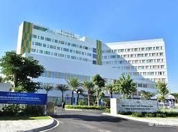 Gói khám sức khỏe tổng quát Vin Diamond tại bệnh viện Vimec