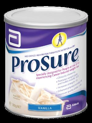 Sữa prosure Vani