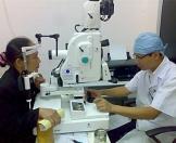 Gói kiểm tra tầm soát các bệnh về mắt