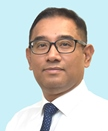 Bác sĩ Ganesan Naidu